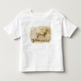 Village Square in the Bay of Hong Kong, plate 5 fr Toddler T-Shirt
