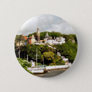 VILLAGES OF WALES 6 CM ROUND BADGE