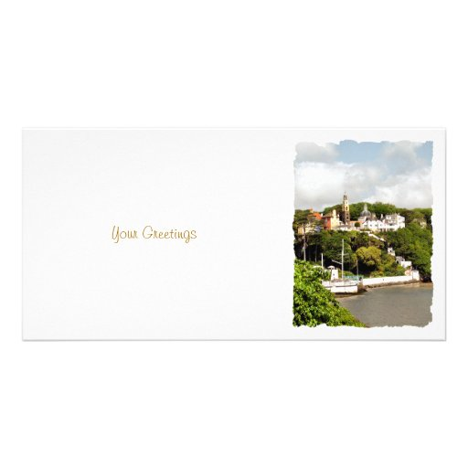 VILLAGES OF WALES CUSTOMIZED PHOTO CARD