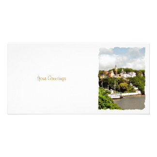 VILLAGES OF WALES PHOTO GREETING CARD
