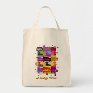VILLAGES OF WALES TOTE BAG
