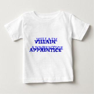 VILLAIN APPRENTICE, VILLAIN APPRENTICE BABY T-Shirt