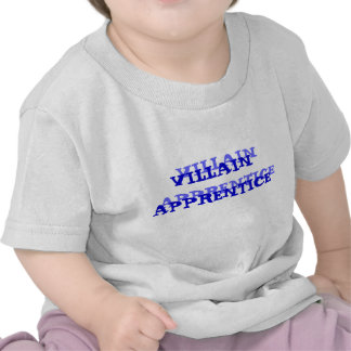 VILLAIN APPRENTICE VILLAIN APPRENTICE T SHIRT