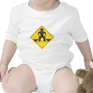 Villain XING Baby Bodysuits