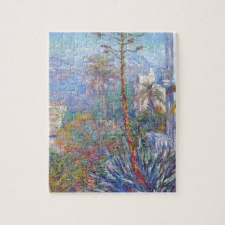 Villas at Bordighera by Claude Monet Jigsaw Puzzle