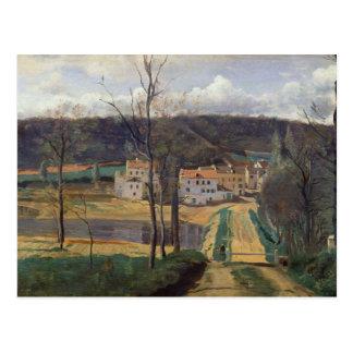 Ville-d'Avray, c.1820 Postcard