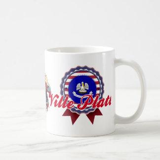 Ville Platte, LA Basic White Mug