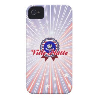 Ville Platte, LA Case-Mate iPhone 4 Case
