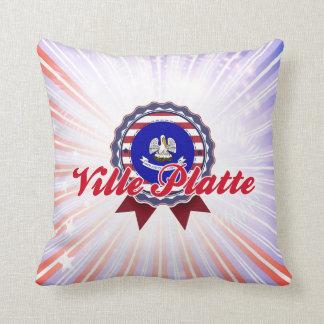 Ville Platte LA Pillow