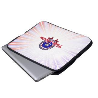 Ville Platte LA Laptop Sleeve
