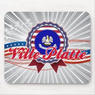 Ville Platte LA Mousepad