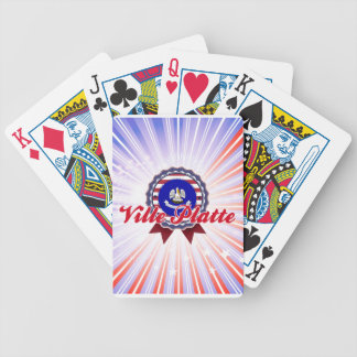 Ville Platte, LA Card Decks