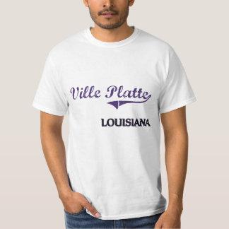 Ville Platte Louisiana City Classic Tshirts