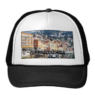Villefranche-Sur-Mer Mesh Hat