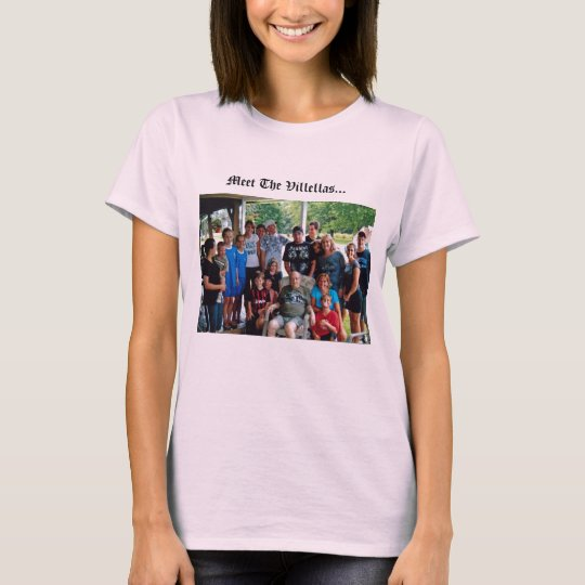 Villella Family Shirt
