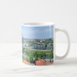 Vilnius, Lithuania Basic White Mug