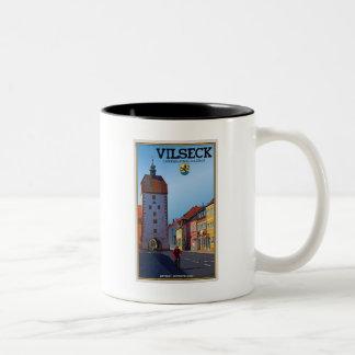 Vilseck - Tower Two-Tone Coffee Mug