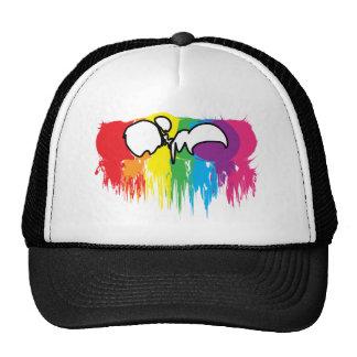 Vim Splatter Hat