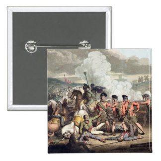 Vimiera, 1st August 1808, from 'The Victories of t 15 Cm Square Badge