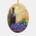Vin d'Amore Christmas Tree Ornaments