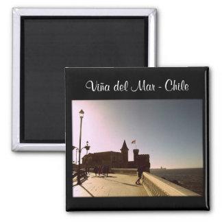 Viña del Mar - Chile Magnet