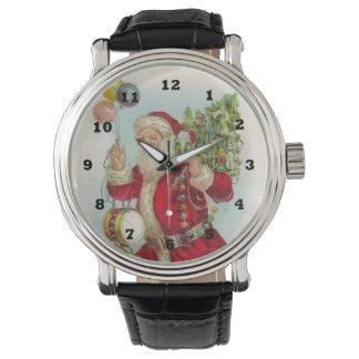 Vinate Santa Holiday fun watch