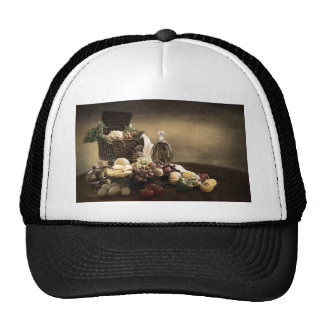 Vinatge Fruit and Vegetables Trucker Hats