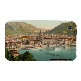 Vinatge Italy Postcard Case-Mate iPhone 3 Case