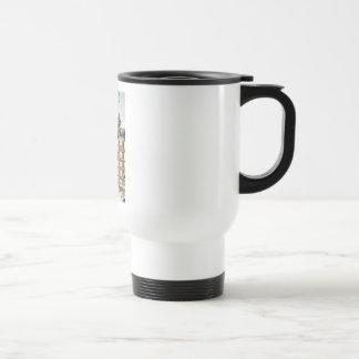Vinatge Santa Coffee Mugs