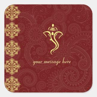 Vinayaka Wedding Stickers