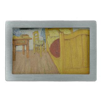Vincen Van Gogh - Bedroom in Arles Painting Belt Buckles