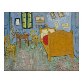 Vincent s Bedroom in Arles Posters