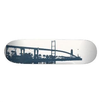 Vincent Thomas Bridge Skateboard