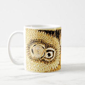 vincent van crow coffee mug
