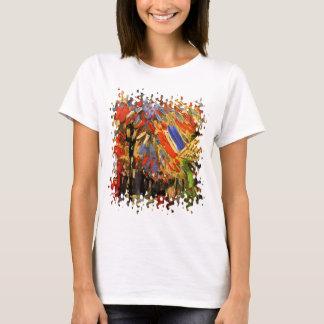 Vincent Van Gogh - 14th Of July Celebration T-Shirt