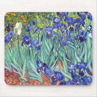 Vincent van Gogh 1889 Irises Mouse Mat