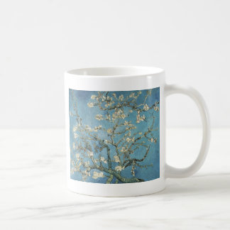 Vincent van Gogh | Almond branches in bloom, 1890 Basic White Mug