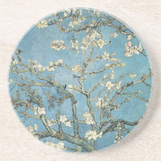 Vincent van Gogh | Almond branches in bloom, 1890 Beverage Coaster