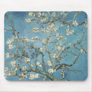 Vincent van Gogh | Almond branches in bloom, 1890 Mouse Mat