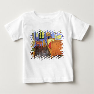 Vincent Van Gogh - Bedroom In Arles Fine Art Baby T-Shirt