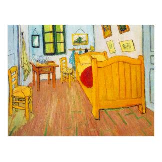 Vincent Van Gogh - Bedroom in Arles Postcard