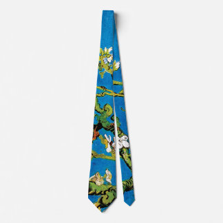 Vincent Van Gogh - Blossoming Almond Tree Fine Art Tie