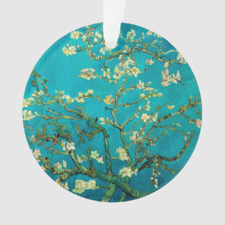 Vincent Van Gogh Blossoming Almond Tree Floral Art