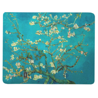 Vincent Van Gogh Blossoming Almond Tree Floral Art Journal