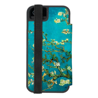 Vincent Van Gogh Blossoming Almond Tree Floral Art Incipio Watson™ iPhone 5 Wallet Case