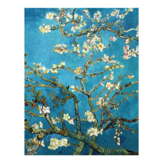 Vincent van Gogh, Blossoming Almond Tree Flyers