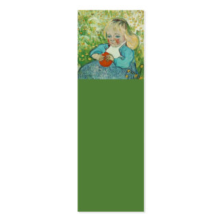 Vincent van Gogh Bookmark Pack Of Skinny Business Cards