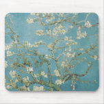 Vincent Van Gogh Branches of Almond Tree Mousepads