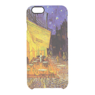 Vincent Van Gogh Cafe Terrace At Night Fine Art Uncommon Clearly™ Deflector iPhone 6 Case