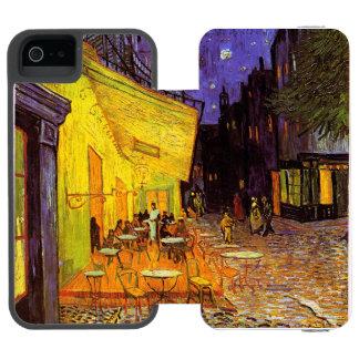 Vincent Van Gogh Cafe Terrace At Night Fine Art Incipio Watson™ iPhone 5 Wallet Case